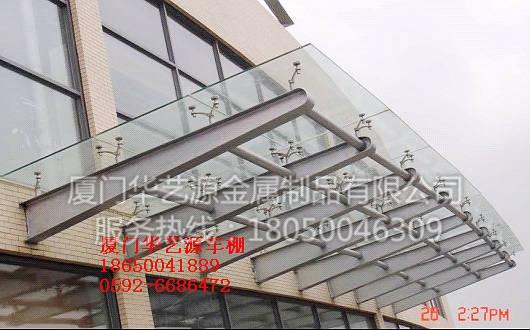 钢结构雨棚07