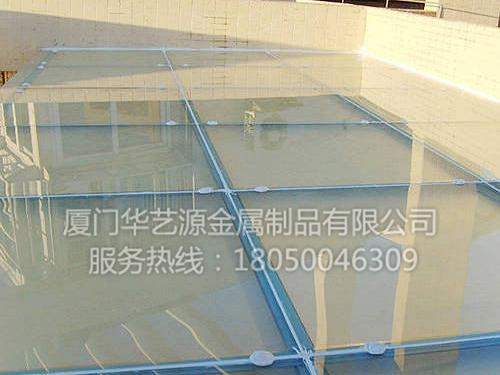 钢结构雨棚06