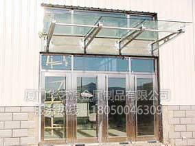 钢结构雨棚05