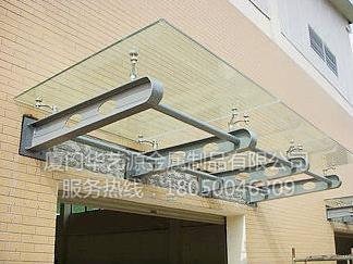 钢结构雨棚02